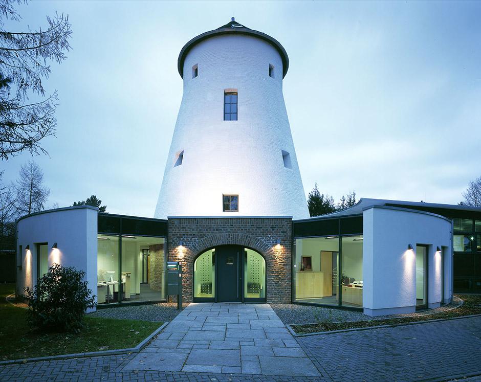 Architekt Mönchengladbach lohmühlenturm sillmanns architekt mönchengladbach
