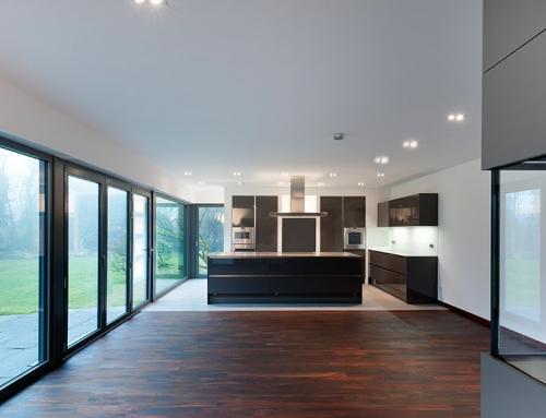 Modernisierung Einfamilienwohnhaus